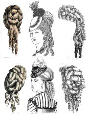 late 1800s hairstyles kim's 15