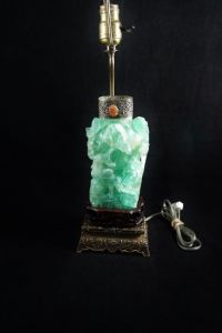 17 Best images about Antique carved jade lamp on Pinterest ...