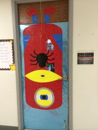 25+ best Minion Door Decorations ideas on Pinterest