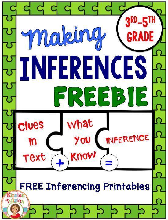 Making Inferences Games 5th Grade Bolla