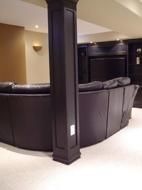 1000+ ideas about Basement Pole Covers on Pinterest