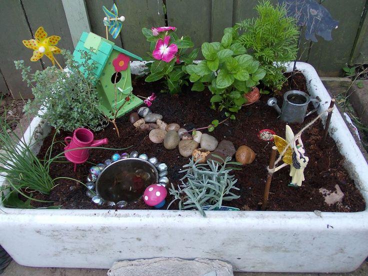 9 Best Images About Belfast Sink Garden Ideas On Pinterest