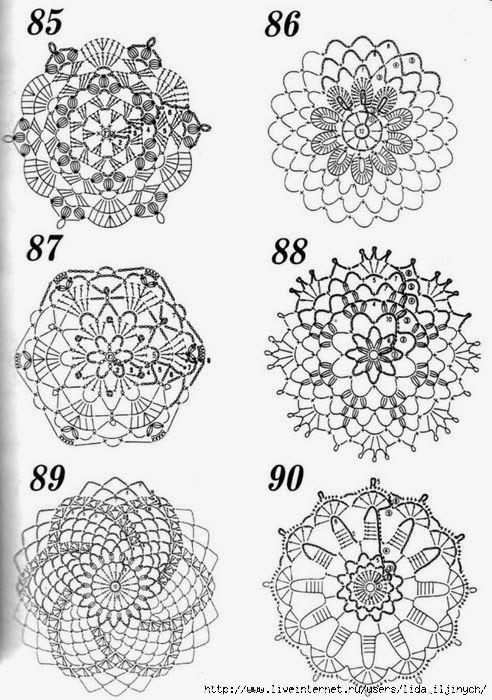 17 Best ideas about Crochet Dreamcatcher on Pinterest