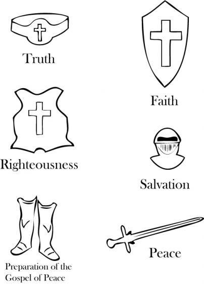 Salvation Bible Coloring Pages Sketch Coloring Page