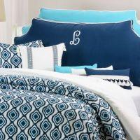 25+ best ideas about Pillow Headboard on Pinterest ...