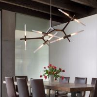 25+ best ideas about Led chandelier on Pinterest