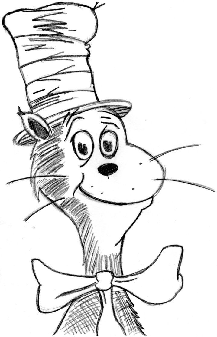 142 best images about Dr Seuss coloring sheets on Pinterest
