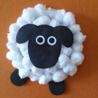 25+ best ideas about Sheep Crafts on Pinterest | Lamb ...