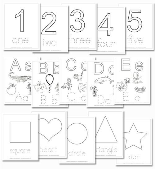 1000+ ideas about Preschool Homework on Pinterest
