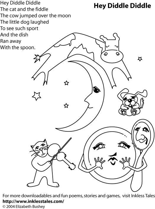 56 best Nursery Rhymes Theme images on Pinterest
