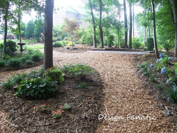 25 Best Ideas About Wooded Landscaping On Pinterest Wooded