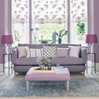Lilac Living Room | www.pixshark.com - Images Galleries ...