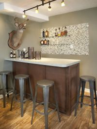 1000+ ideas about Small Basement Bars on Pinterest ...
