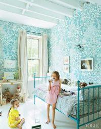 25+ best ideas about Girls Bedroom Wallpaper on Pinterest ...