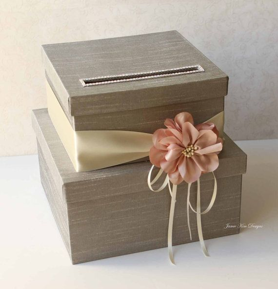 box for marriage advice to the bride & groom.: