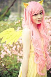 fluttershy cosplays