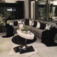 Best 25+ Black living room furniture ideas on Pinterest