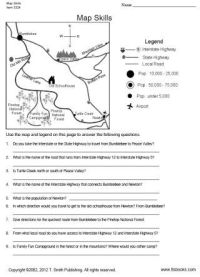 17 Best ideas about Map Skills on Pinterest | Teaching ...