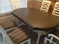 17 Best images about Refurbished kitchen tables on ...