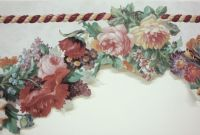 Victorian Rose Wallpaper Border | ... -design-for-houses ...