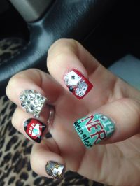 17 Best ideas about Western Nails on Pinterest   Western ...