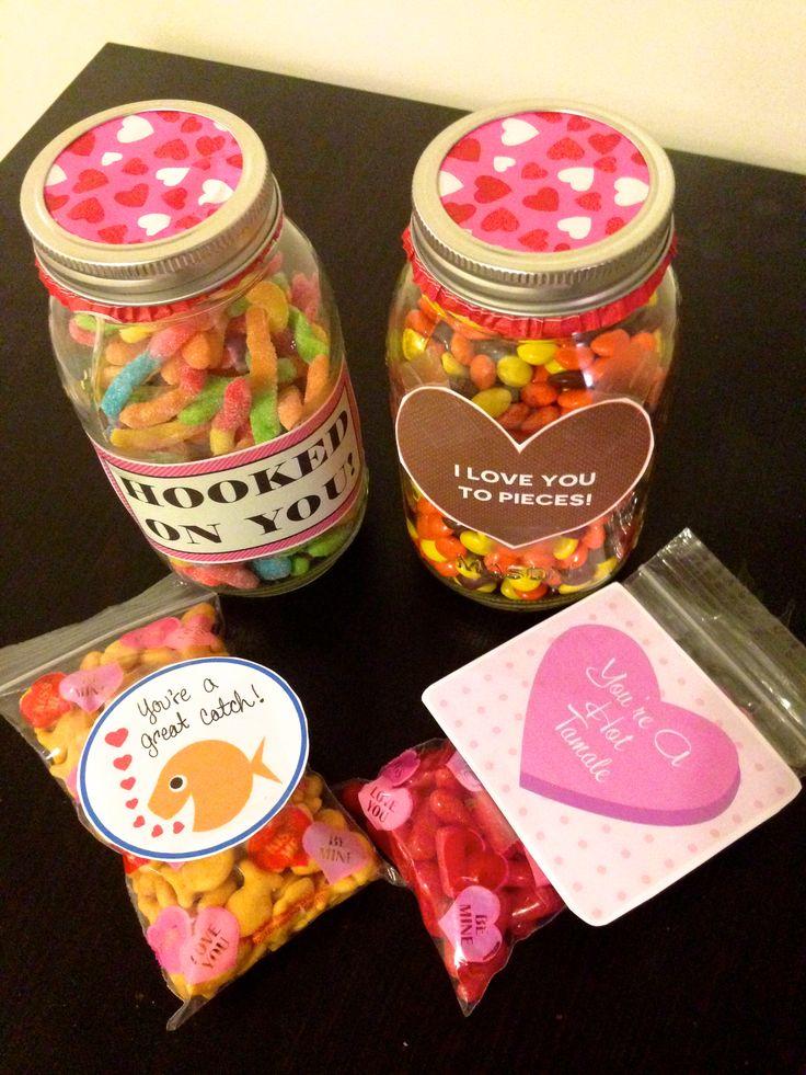 Romantic Gift Idea For Him On A Budget Jars Romantic