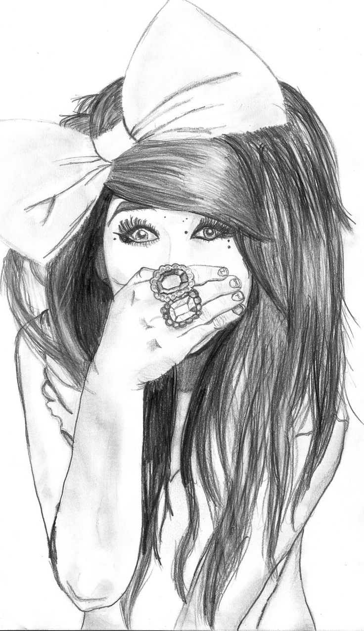 Scene Girl by theSpinxcry.deviantart.com on @deviantART