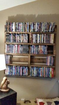 Best 25+ Dvd storage shelves ideas on Pinterest | Cd dvd ...