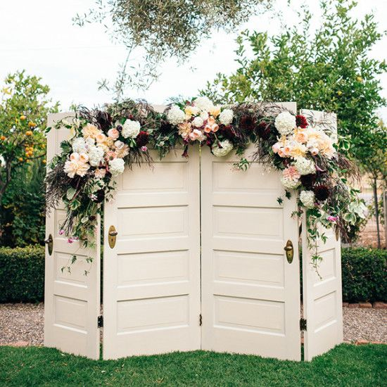 25+ best ideas about Wedding Door Decorations on Pinterest