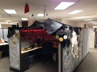 Halloween Office Decorations Ideas