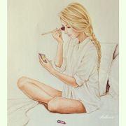 creative drawing ideas teenagers