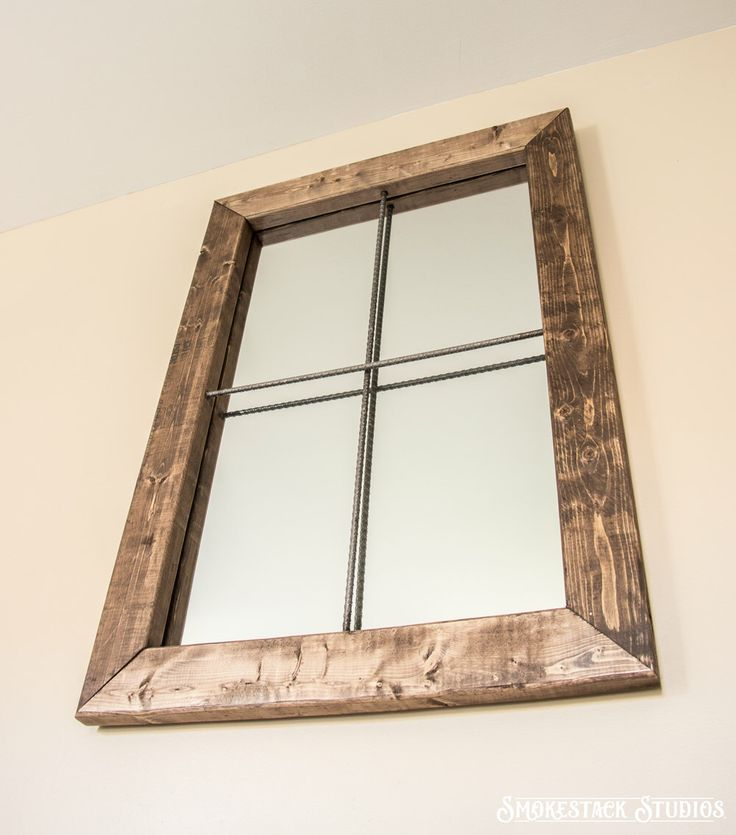 1000+ ideas about Rustic Mirrors on Pinterest
