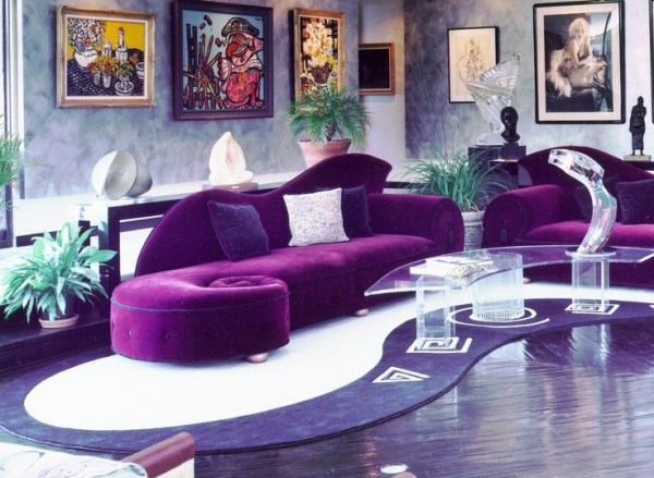 purple and silver living room ideas 17 Best ideas about Purple Living Rooms on Pinterest | Purple living room paint, Dark purple