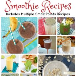 Ninja Kitchen System Pulse Banquette Table 25 Weight Watchers Smoothie Recipes - | Fresh Fruits And ...