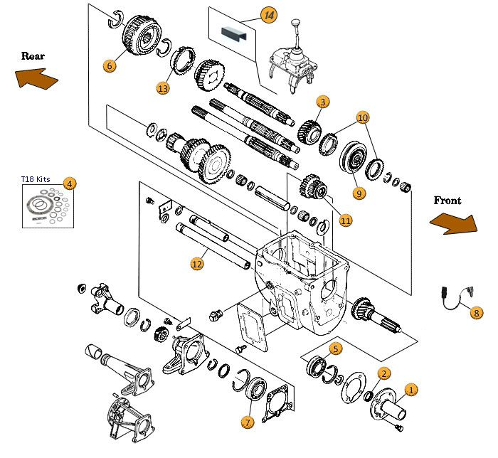 17 Best images about Jeep CJ5 Parts Diagrams on Pinterest