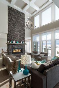 25+ best ideas about Grey Fireplace on Pinterest ...