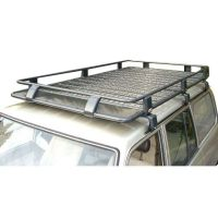 17 Best ideas about Roof Rack Basket on Pinterest