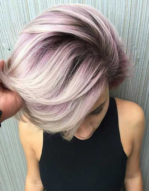25 Best Ideas About Short Hair Colors On Pinterest Bob Hair