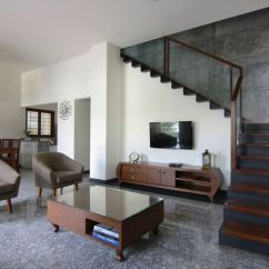 Small Living Room Interior Design Ideas India Indian Painting With Granite Flooring Tiles, By Kamat ...