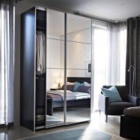 AULI Portes coulissantes, 2 pices, miroir | Sliding ...