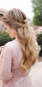braids and curls ideas