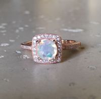 25+ best ideas about Nontraditional engagement rings on ...