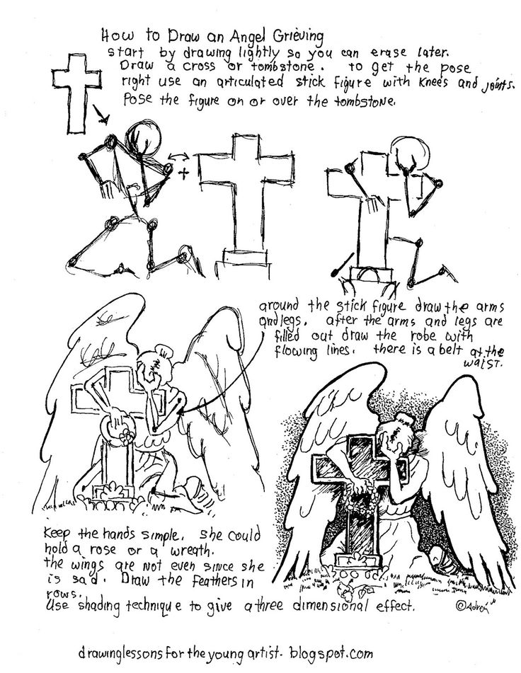How to Draw Worksheets for The Young Artist: How To Draw