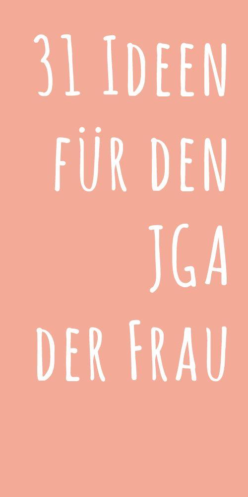 Ideen Jga Frauen Stuttgart