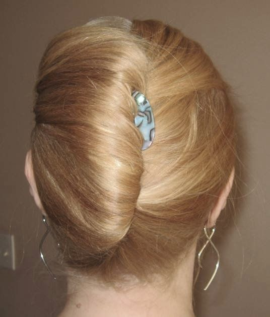 18 Best Images About French Twist Tutorials On Pinterest French