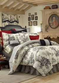 25+ best ideas about Toile bedding on Pinterest