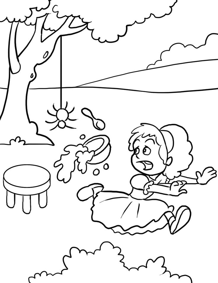 16 best images about NR-Little miss muffet on Pinterest