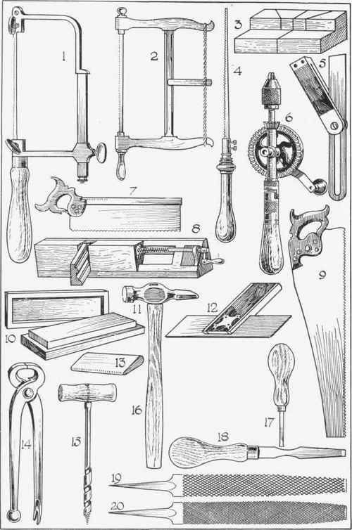 17 Best ideas about Woodworking Hand Tools on Pinterest