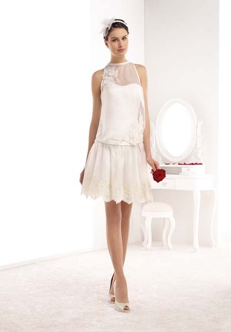 25 Best Ideas About Hochzeitskleid Vintage Kurz On Pinterest