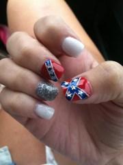 country nails nails